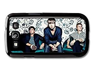 AMAF ? Accessories Foster The People Band Photoshoot Sitting on Sofas case for Samsung Galaxy S3