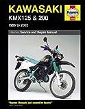 Kawasaki KMX 125 & 200 Servicee and Repair Manual: 1986 - 2002 (Haynes Service & Repair Manuals) (Haynes Owners Workshop Manuals)