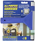 Ettore 17008 All Purpose Squeegee, 8-Inch