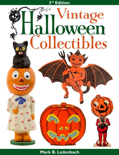 Vintage Halloween Collectibles -Third Edition]()