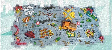 Puzzle Track - 4