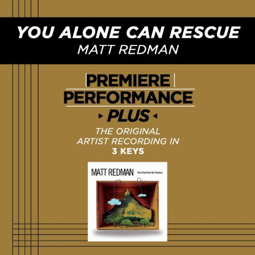 You Alone Can Rescue (Performa...