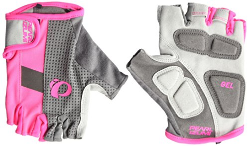 Pearl iZUMi Women's Elite Gel Gloves, Screaming Pink, Small