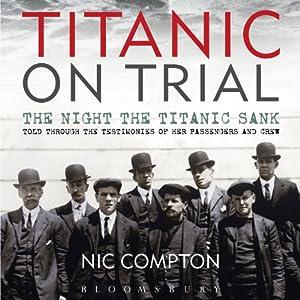 Titanic on Trial Audiobook