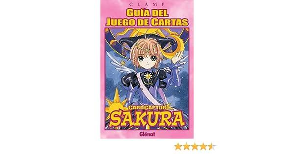 Guía del juego de cartas. Cardcaptor Sakura 1 Shojo Manga ...