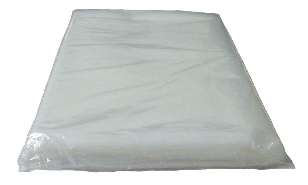 100クリア16 x 30 Inch 2 Milフラットポリ袋の出荷またはPackaging   B0112Q4BBO