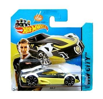 Hot Wheels - Marco Reus - MR11 Car by Hot Wheels: Amazon.es ...