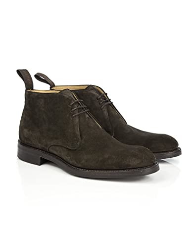 3b316be9fab7 Cheaney Men's Jackie III R Chukka Boots - Pony Suede - 10: Amazon.co.uk:  Shoes & Bags