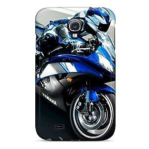 Samsung Galaxy S4 QqW11095gFFi Allow Personal Design Vivid Yamaha Skin Protector Hard Phone Cover -TimeaJoyce