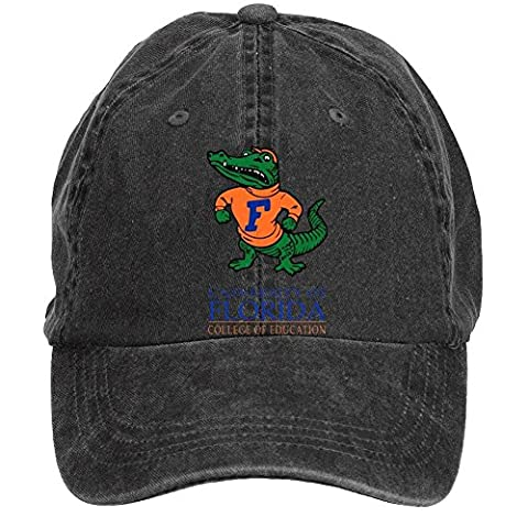 Kittyer Unisex UF Florida Gators Adjustable Baseball Hat - Florida Gators Baseball Cap
