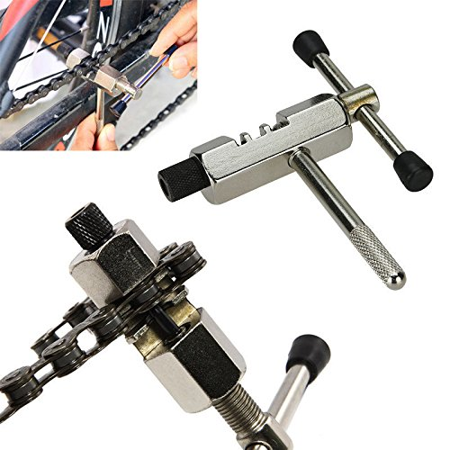 Holoras Universal Bike Chain Repair Tool, Bicycle Chain Breaker Removal Tool, Fit for Mountain, Road Most Bicycles, Durable, Essential Chain Replacement Tools