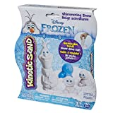 Kinetic Sand - Disney's Frozen - Shimmering Snow Olaf