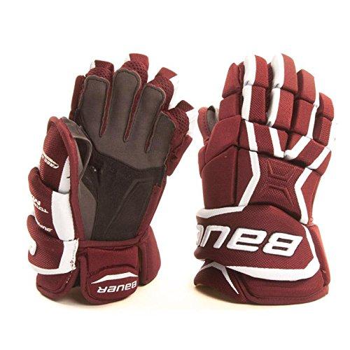 Bauer Supreme TotalOne MX3 Junior Hockey Gloves,