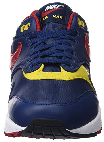 Gymnastique Nike Sulfur 1 vivid Navy Red Homme Red whit Gym Premium De Max vivid Air navy gym Chaussures 403 Sulfur Bleu p7qYr74w