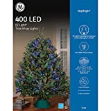 GE 400 LED EZ Light Tree Wrap Lights - Multicolored- Stay Bright