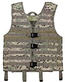 MFH MOLLE PLATFORM VEST - OPERATION CAMO MULTICAM by MFH