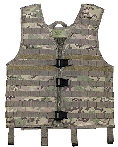 MFH MOLLE PLATFORM VEST - OPERATION CAMO MULTICAM by MFH by MFH