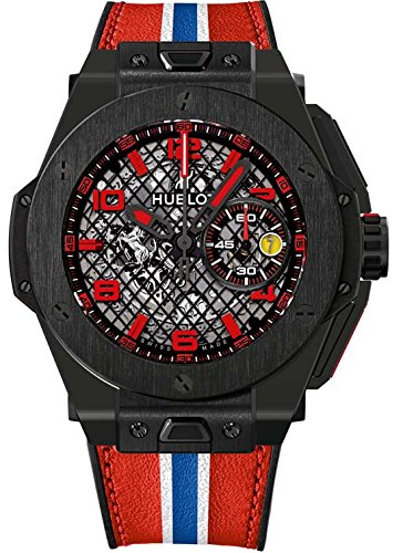 Hublot Big Bang Ferrari Speciale Limited Edition Mens Watch Model 401.CX.1123.VR