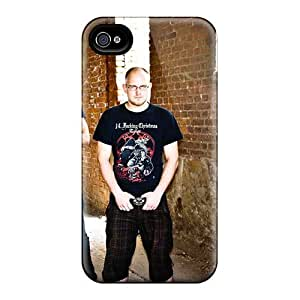 Best Cell-phone Hard Cover For Iphone 4/4s With Unique Design High-definition Korpiklaani Band Pictures KennethKaczmarek