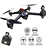 HIOTECH Brushless Drone Bugs 2 WiFi Drone with Full HD 1080P Camera Easy to Fly Need Download the APP