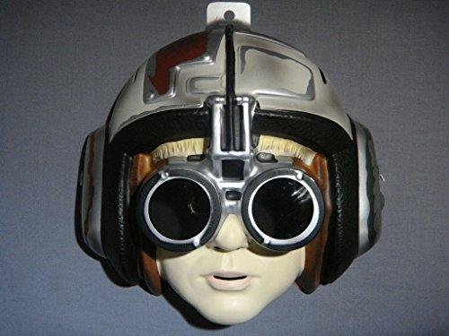 Anakin Skywalker Podracer Mask Costume -