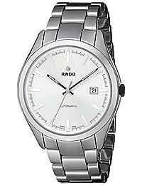 Rado Men's R32272102 Hyperchrome Analog Display Swiss Automatic Silver Watch by Rado