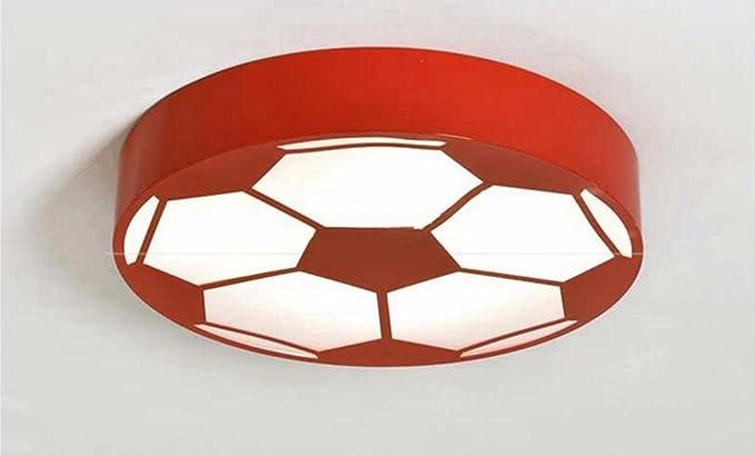 Lighsch Deckenleuchten Moderne Home Fussball Schlafzimmer Lampe