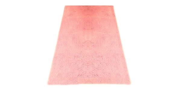 graccioza Pureza Cachemira alfombra de baño, bambú algodón, Porce Pink, Medium: Amazon.es: Hogar