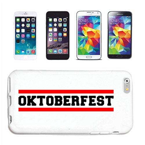 "cas de téléphone iPhone 6S ""Oktoberfest Wiesn baccalauréat Fairground Hofbräu Reeperbahn"" Hard Case Cover Téléphone Covers Smart Cover pour Apple iPhone en blanc"