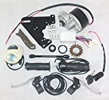 24V 250W ELECTRIC BIKE KIT DE CONVERSION E-BIKE KIT ELECTRIC SCOOTER VÉLO GNG MOTEUR ELECTRIQUE (SIDE-MONTÉE)