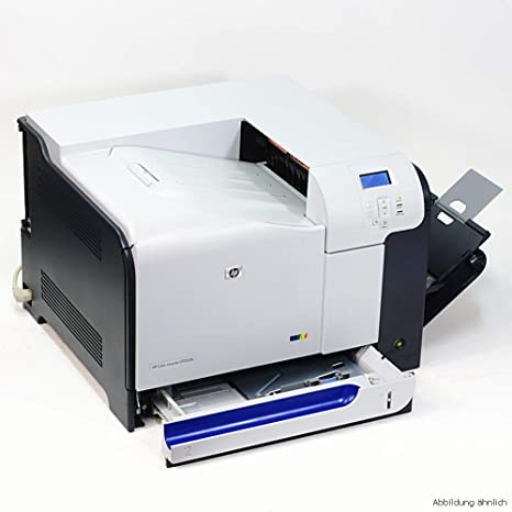HP Laserjet Color Laserjet CP3525dn Printer - Impresora ...