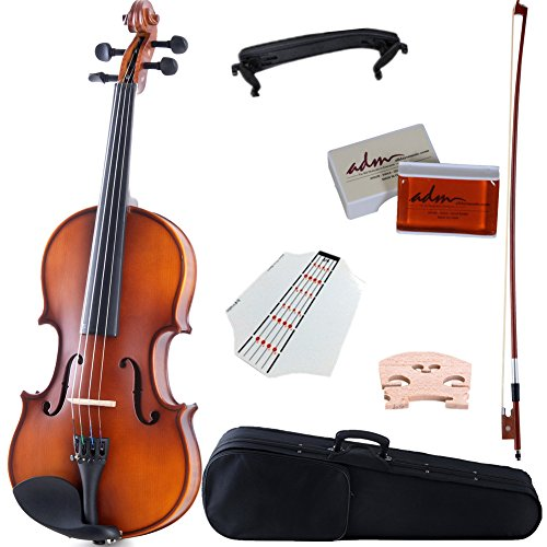 ADM Violin Sticker Strings Shoulder