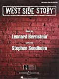 img - for West Side Story - Piano Solo - Intermediate Level book / textbook / text book