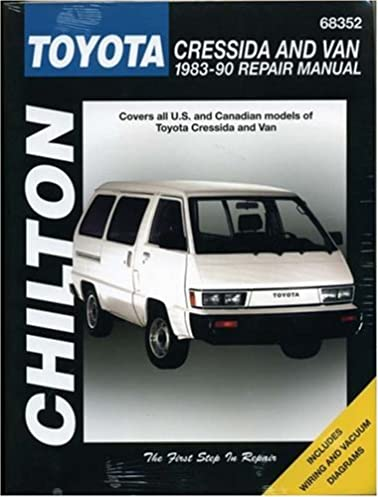 toyota cressida and van 1983 90 chilton total car care series rh amazon com Mitsubishi Starion Wiring Diagram Lexus Rx300 Wiring Diagram