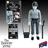 """Twilight Zone Retro Action Figure of Leonard Nimoy as Hansen, from the Episode """"A Quality of Mercy."""""""