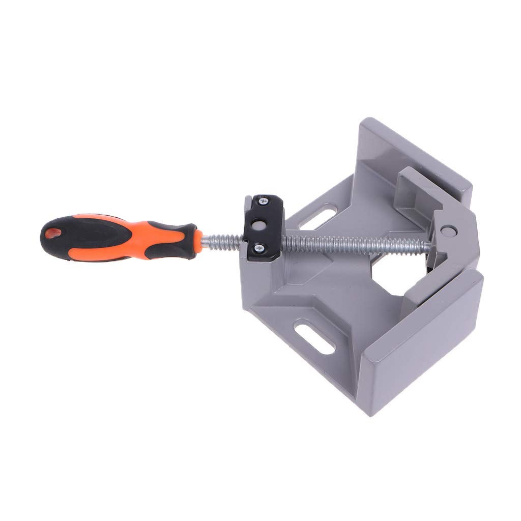 stoertuy 90 Degree Right Angle Clamp Fixed Corner Vice Grip For Welding Woodworking