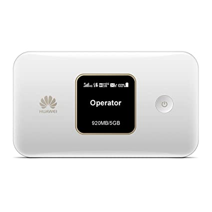 Huawei E5785Lh-22c 300 Mbps 4G LTE & 43.2 Mpbs 3G Mobile WiFi (4G