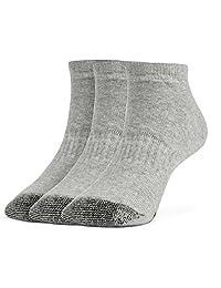 Galiva Boys' Cotton Extra Soft Low Cut Cushion Socks - 3 Pairs