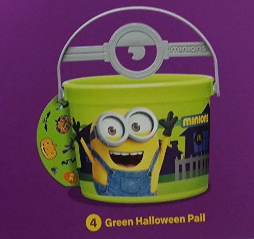 (McDonald's 2015 Halloween Minions Pails Buckets - #4)