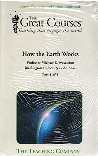 How the Earth Works, 4 Volume Set