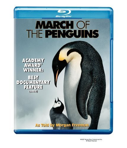 March of the Penguins [Blu-ray] by Warner Home Video