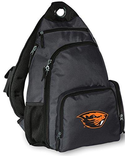 (Oregon State University Backpack Cross Body OSU Beavers Sling Bag)