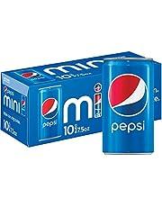 Soda, 7.5 Ounce Mini Cans, 10 Pack