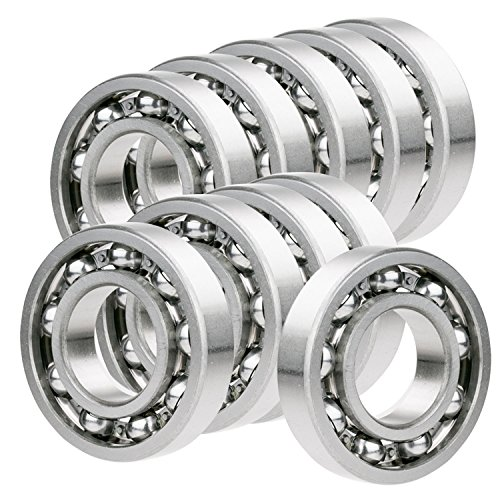 - 10x R14-OPEN Ball Bearing 7/8 X 1-7/8 X 1/2 inch Deep Groove