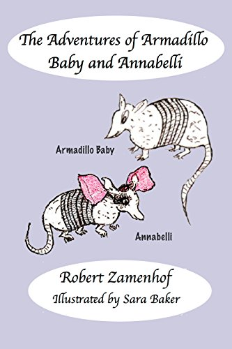 The Adventures of Armadillo Baby and Annabelli for sale  Delivered anywhere in USA