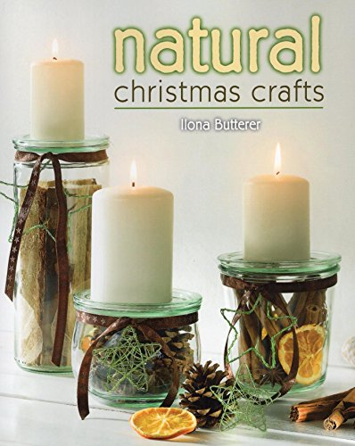 Natural Christmas Crafts (Homemade Centerpieces For Christmas)