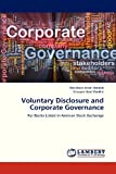 Voluntary Disclosure and Corporate Governance, Haddad Khaldoon Issam and Mardini Ghassan Hani, 3659332828