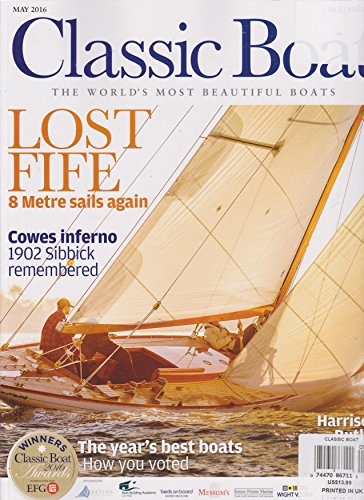 classic boat magazine - 2