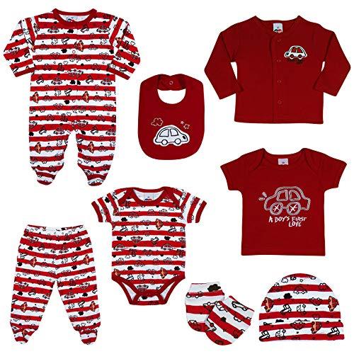 TipTop Kit Bebê  Vermelho, RN