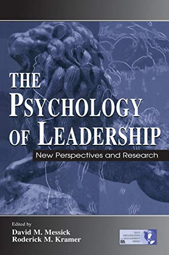 The Psychology of Leadership: New Perspective and...